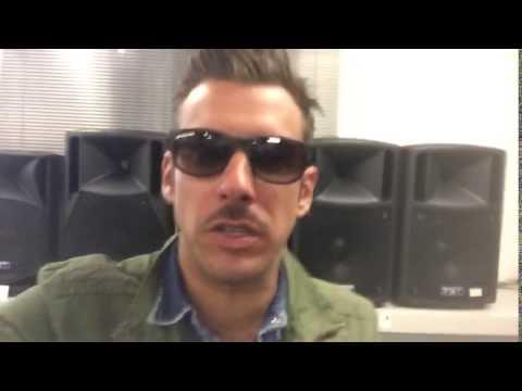 Videomessaggio – FRANCESCO GABBANI – Musica Intorno