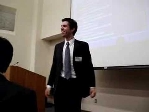 policy - The Roosevelt Institution at Hunter's Policy Director Jonathan Alexandratos answers the question, 'What is public policy?' at our chapter's launch event on F...