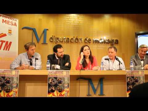 La diputada de Cultura y Deportes, Marina Bravo, presenta el Top Estatal de Tenis de Mesa