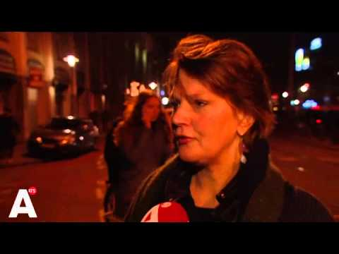 Man zwaargewond door urilift Amsterdam