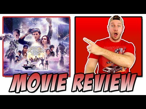 Ready Player One (2018) - Movie Review (A Steven Spielberg Film From the Ernest Cline Book)