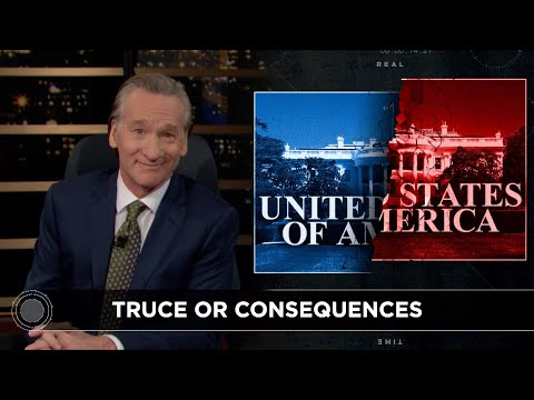 New Rule: Skip the Civil War | Real Time with Bill Maher (HBO)