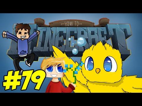 Minecraft: How To Minecraft Ep. 79 Spidey Sense Rob & Flower Shower Lachlan