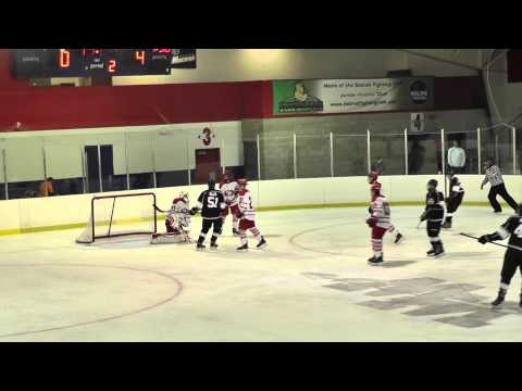 Video red raiders 16u vs columbus chill for Motor city ice hawks