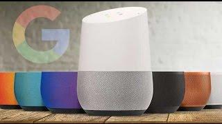 এপ্রিলে আসছে কণ্ঠস্বর নিয়ন্ত্রিত স্পিকার 'গুগল হোম': google home Focus Time 24