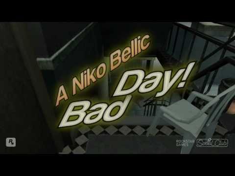 GTA IV - A Niko Bad Day .Promo 1 [Coming soon]