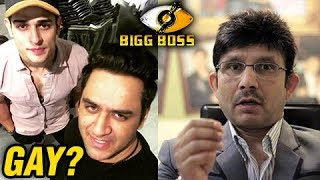 Video KRK Claims Priyank Sharma & Vikas Gupta Are GAY | Bigg Boss 11 MP3, 3GP, MP4, WEBM, AVI, FLV Oktober 2017