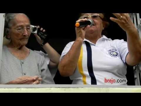 Detinha Diogo fez homenagem no centenário da professora Maria Eulália