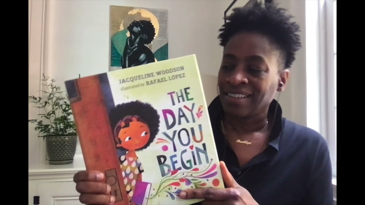 StoryWalks: The Day You Begin by Jacqueline Woodson | Brooklyn Public Library