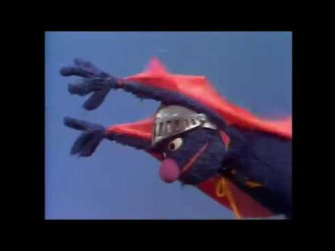 Sesame Street - Super Grover and the Boxes (1974)
