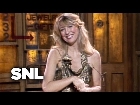 Teri Garr Monologue - Saturday Night Live