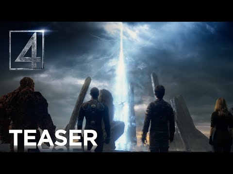 MOVIES: Fantastic Four Teaser Trailer + Poster