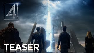 Fantastic Four | Official Teaser Trailer [HD] | 20th Century FOX