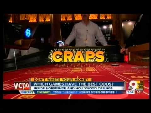 BEST ODDS OF WINNING AT CASINO GAMES