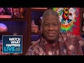 Andre Leon Talley Chooses Between Naomi Campbell And Tyra Banks - WWHL