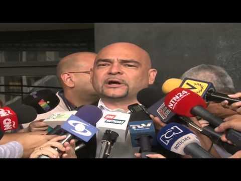 Julio Montoya: responsables del robo de las riquezas de Venezuela deben responder ante las autoridades