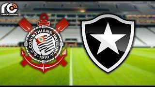Hoje tem TIMÃO e FOGÃO em campo! Direto da Arena Corinthians todas as emoções de mais um jogo do líder do campeonato Brasileiro! Tudo e muito mais em som de ...