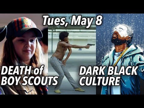 """May 8: Death of Boy Scouts 