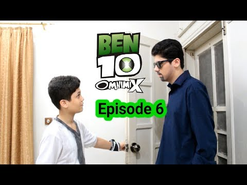 Ben 10 | Ben and his Annoying Uncle  (EP 6)  Real Life Ben 10 Series
