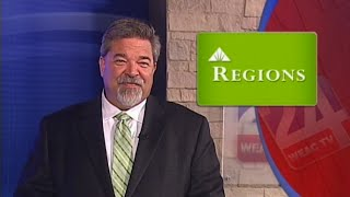 Regions Bank to Close Local Branch