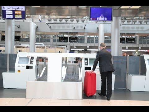 Hamburger Flughafen: Ab jetzt können Passagiere ihren ...