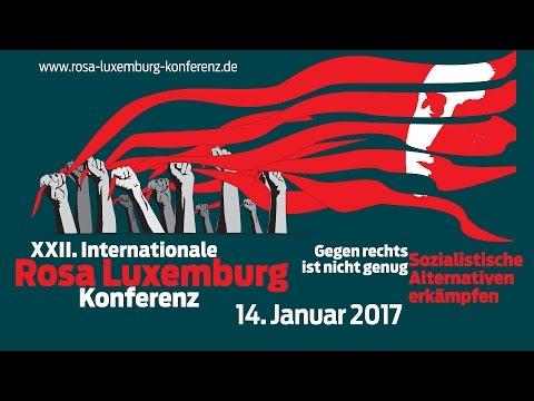 XXII. Internatonale Rosa-Luxemburg-Konferenz