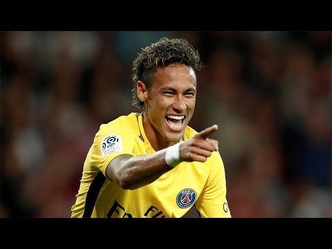 Neymar vs Guingamp (13/08/2017) NEYMAR FIRST GOAL FOR PSG DEBUT!!