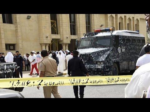 Le Koweït victime d'un attentat revendiqué par le groupe Etat Islamique