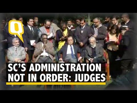 Video Supreme Court Judges Chelameswar, Gogoi, Joseph and Lokur Target CJI Misra   The Quint download in MP3, 3GP, MP4, WEBM, AVI, FLV January 2017