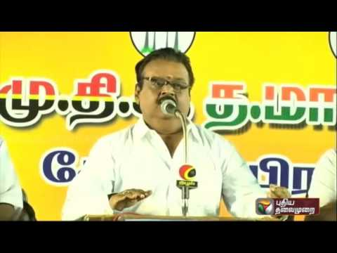 The-Dravidian-parties-are-responsible-for-commercialisation-of-education-says-Vijayakanth