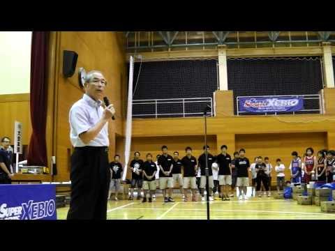 2011年7月31日ゼビオカップ本選 表彰式2