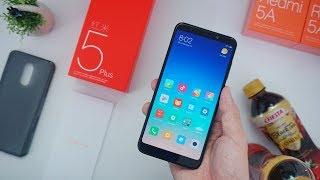 Video Unboxing Xiaomi Redmi 5 Plus Indonesia! MP3, 3GP, MP4, WEBM, AVI, FLV Mei 2018