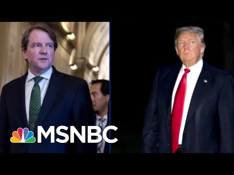 Fmr. Prosecutor: Trump Is In 'The Jackpot Seat For Impeachment' | The Beat With Ari Melber | MSNBC (видео)