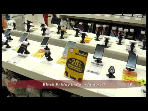 Black Friday la Cora Ploiesti!