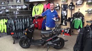 8. 2013 Honda Ruckus - Highlight Video