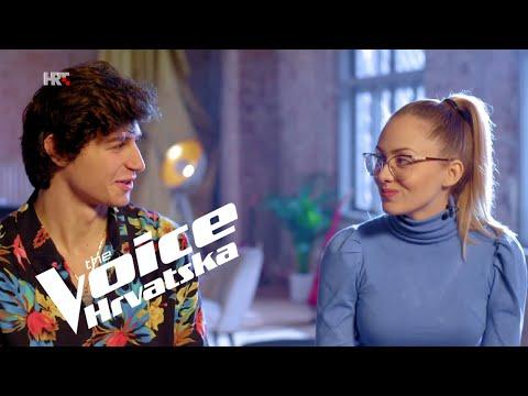 Albina i Filip uoči dvoboja | Dvoboj | The Voice Hrvatska | Sezona 3