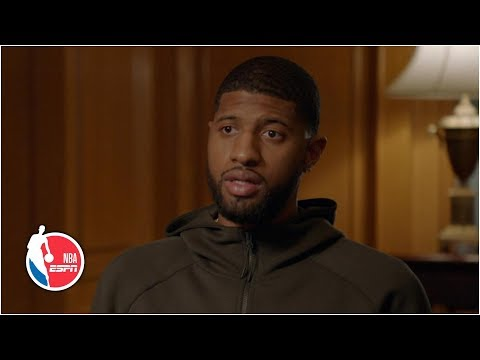 Paul George on staying with Thunder, Russell Westbrook, dreams of playing with Lakers | NBA Sound