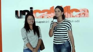 Entrevistas Vestibular UNICATÓLICA 2016.2 – Parte 01