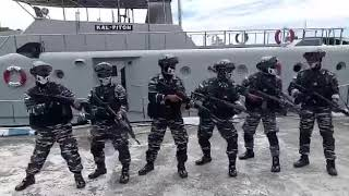 Sesok prei, Tentara AL