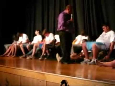 Steven Michales Comedy hypnotist part 3 of 4.mp4