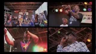 Busta Rhymes & Friends || 2012 Brooklyn Hip Hop Festival [FULL SET] || Dir: @noisemakermedia