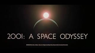 Nonton 2001 A Space Odyssey Opening In 1080 Hd Film Subtitle Indonesia Streaming Movie Download