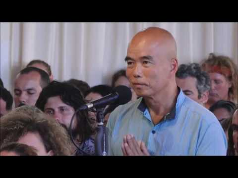 """Mooji Video: """"Is It Possible for Mooji to Give Me a Kick Into Total Freedom?"""""""