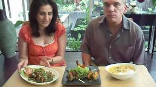 Bangkok Dining Tours At Red Indian Restaurant