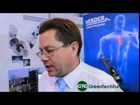 Verder interview: high-effiency industrial pumps