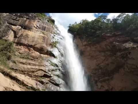 A maior Cachoeira do Estado do Rio,