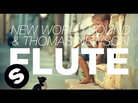 Video New World Sound & Thomas Newson - Flute (Original Mix) download in MP3, 3GP, MP4, WEBM, AVI, FLV January 2017