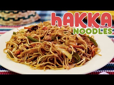 (Chicken Hakka Noodles in Nepali style | How to make... 5 min, 14 sec.)