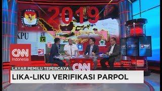 Video Verifikasi Partai Peserta Pemilu 2019 Lebih Sulit Dibanding Sebelumnya MP3, 3GP, MP4, WEBM, AVI, FLV Februari 2018