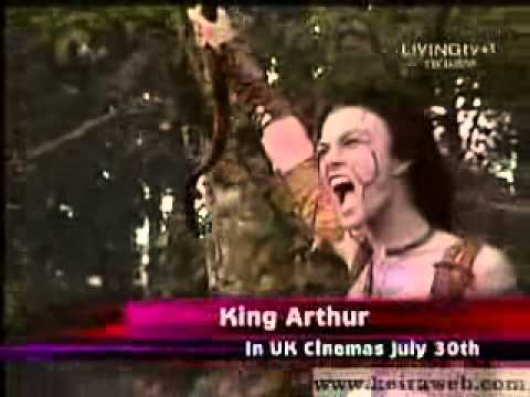 Keira Knightley profile - 29th June 2004 - King Arthur, Pirates of the Caribbean